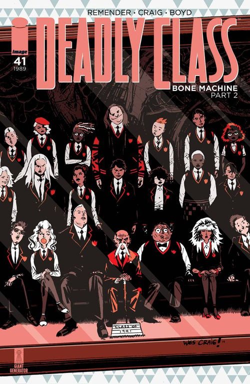 Deadly Class #41 - State of Comics