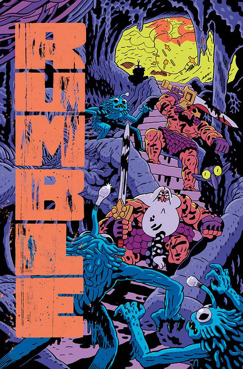 Rumble #17 - State of Comics