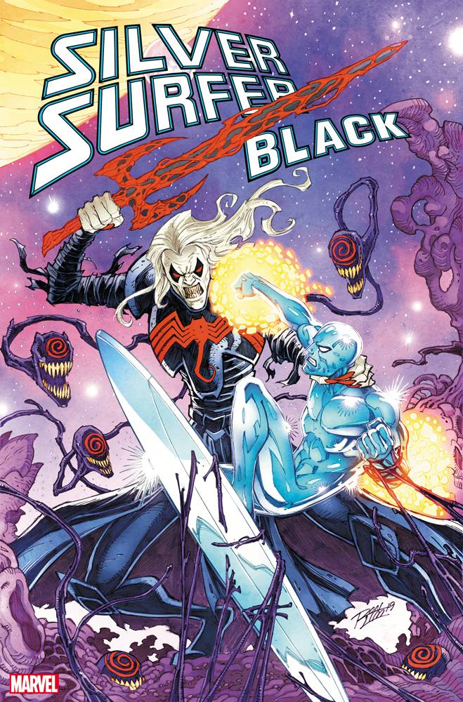 Silver Surfer Black #5 (of 5)