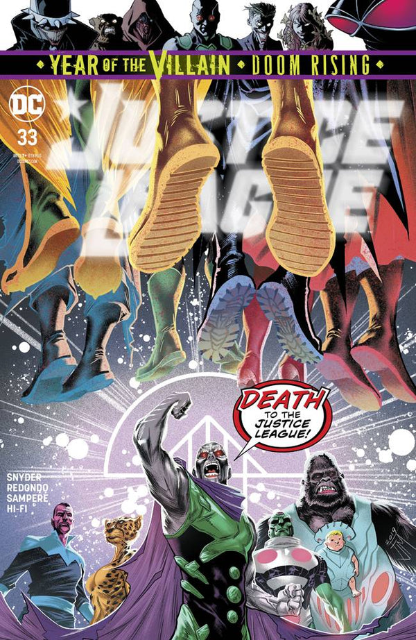 Justice League #33 - State of Comics