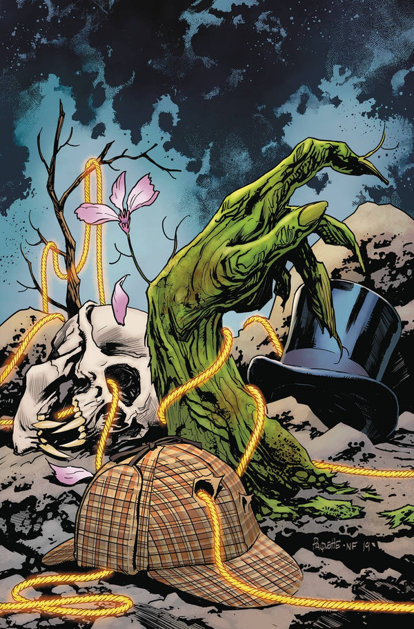 Justice League Dark #16 YOTV - State of Comics
