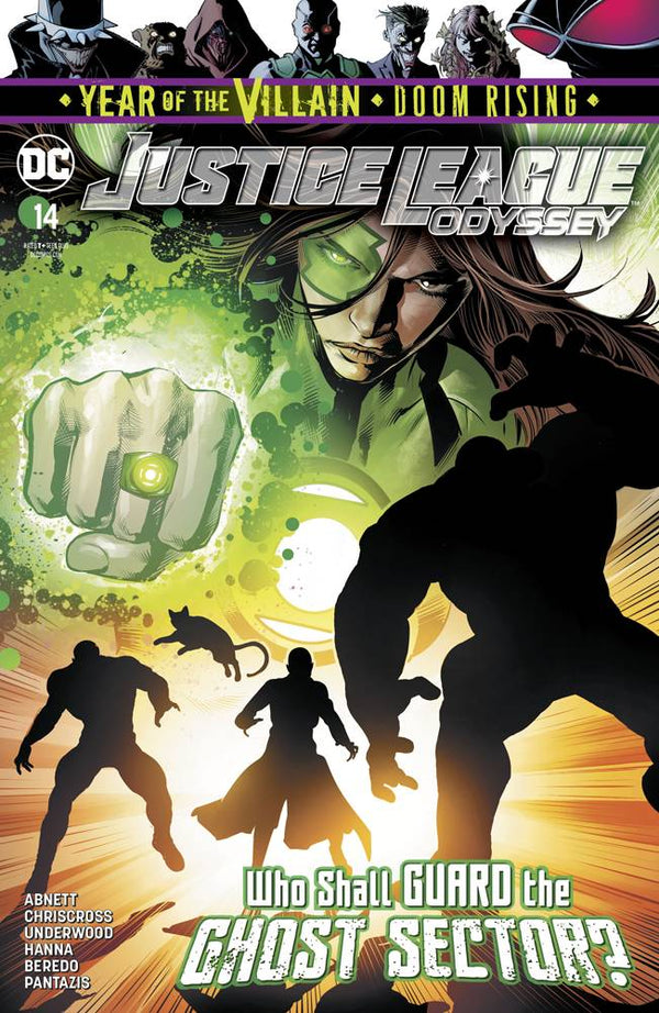 Justice League Odyssey #14 YOTV - State of Comics