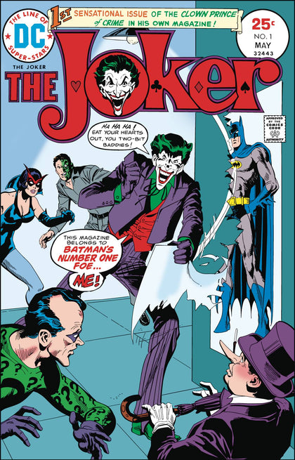 Dollar Comics Joker #1