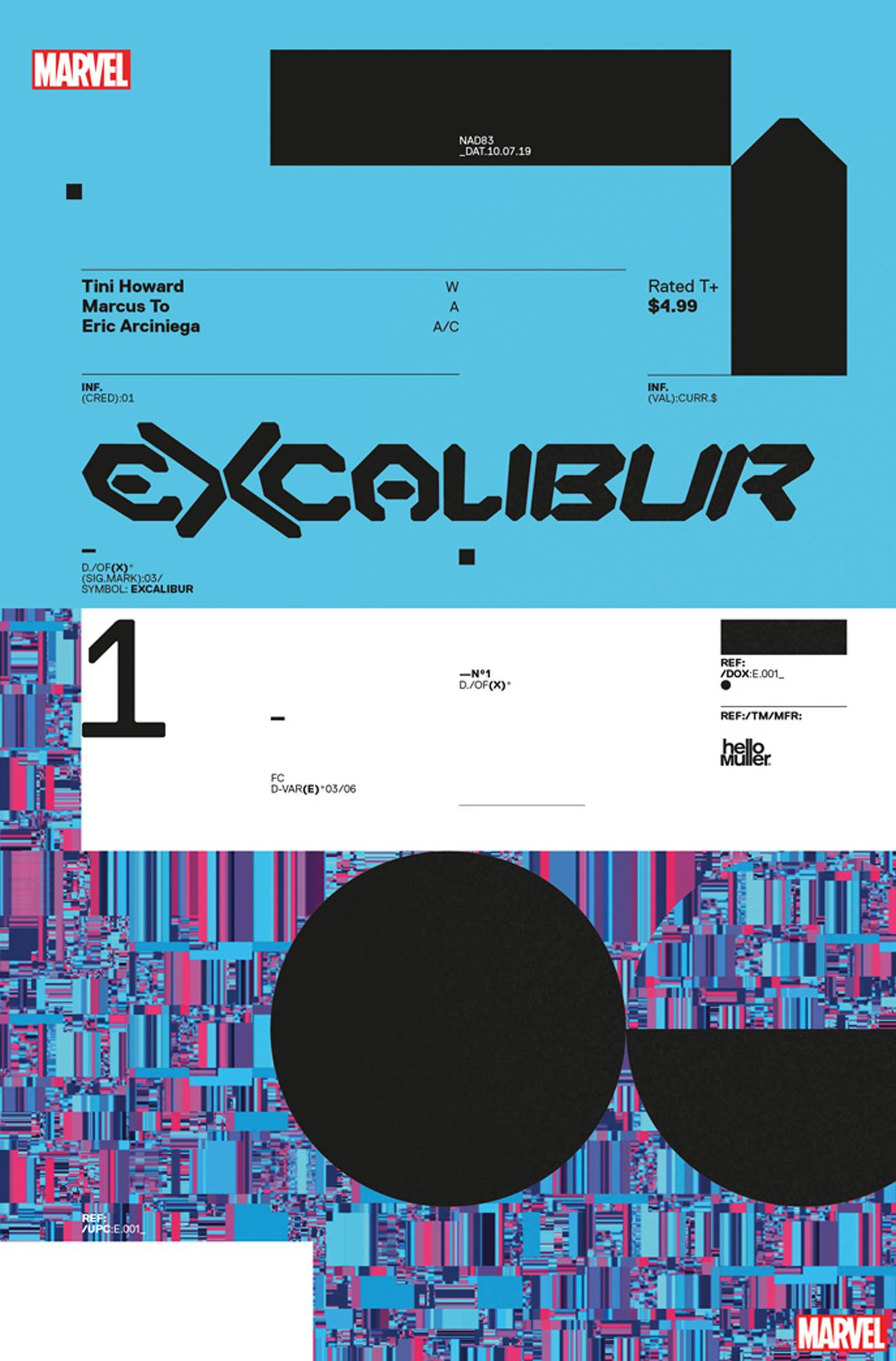 Excalibur #1 DX
