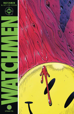 Dollar Comics Watchmen #1
