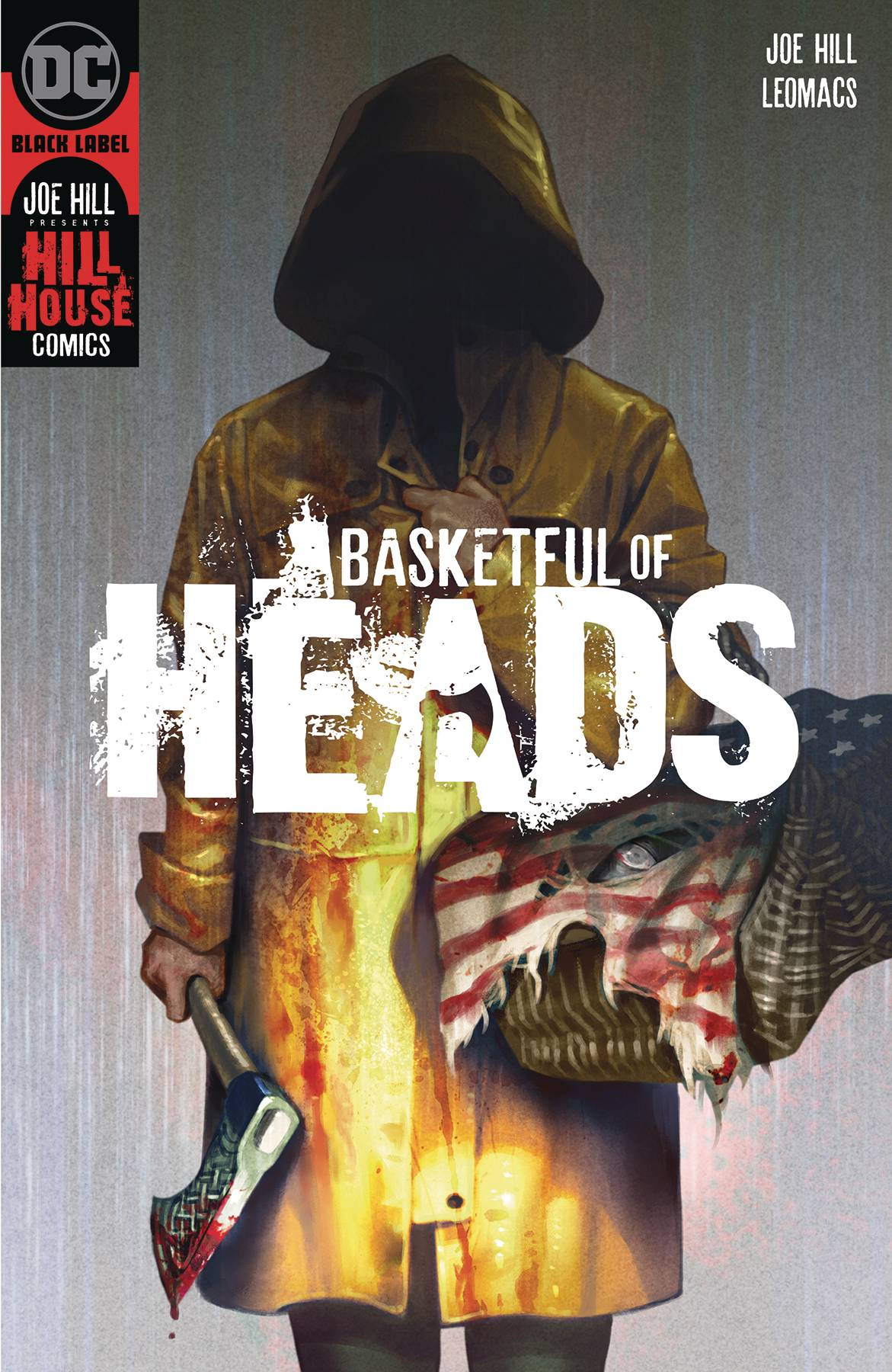 BASKETFUL OF HEADS #1 Main Cover 10//30//2019 Middleton Card Stock Variant NM