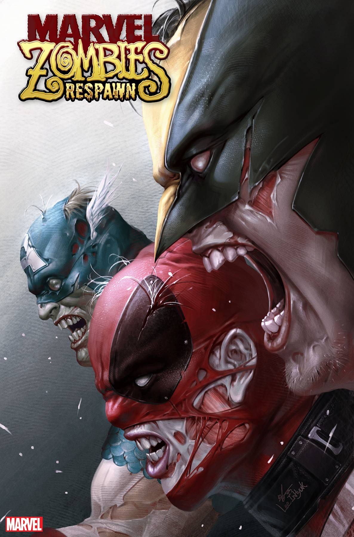 Marvel Zombies Ressurrection #1