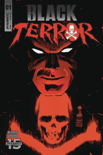 Black Terror #1 - State of Comics