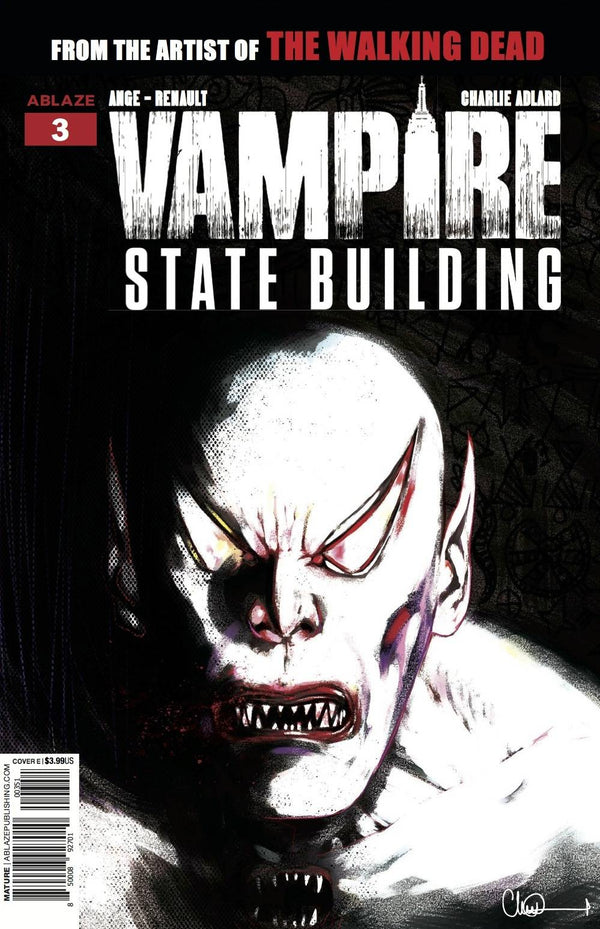 Vampire State Building #3 - State of Comics