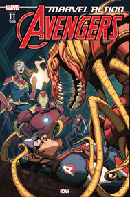 Marvel Action Avengers #11 Fiorito (08/05/2020)