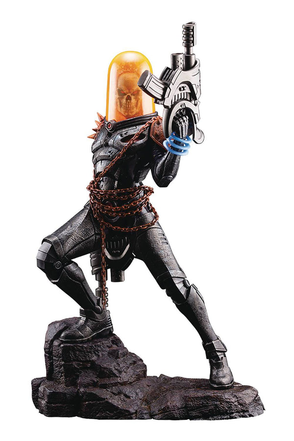 Marvel Cosmic Ghost Rider ArtFX Premier Statue - State of Comics