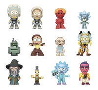 Rick & Morty Mystery Mini