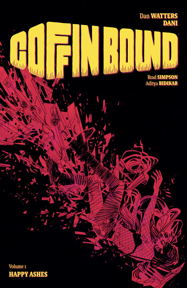 Coffin Bound Tp Vol 01 - State of Comics