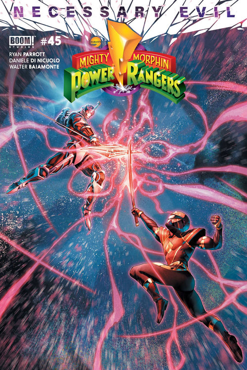 Mighty Morphin Power Rangers #45 - State of Comics
