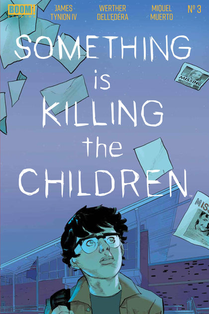 Something is Killing the Children #3 - State of Comics