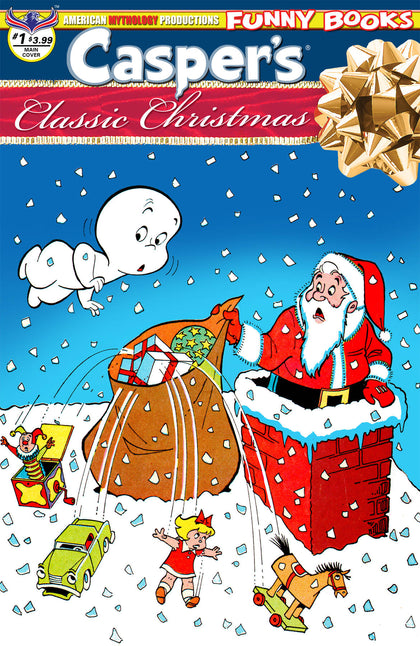 Casper Classic Christmas #1 - State of Comics