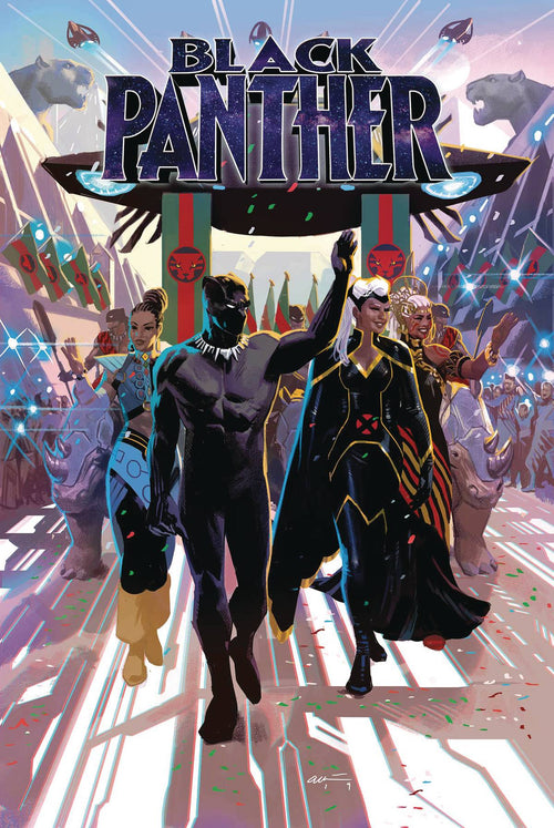 Black Panther TP Book 08 Intergalactic Empire of Wakanda Part 3 - State of Comics