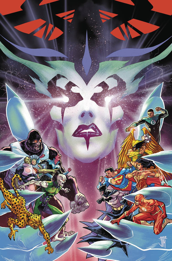 Justice League #36 - State of Comics