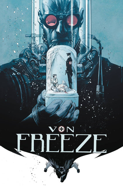 Batman White Knight Presents Von Freeze #1 - State of Comics