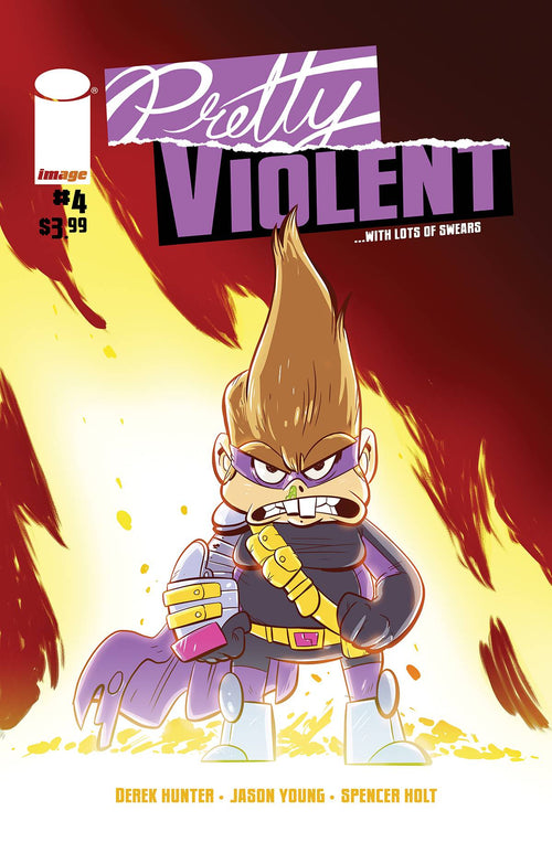 Pretty Violent #4 - State of Comics