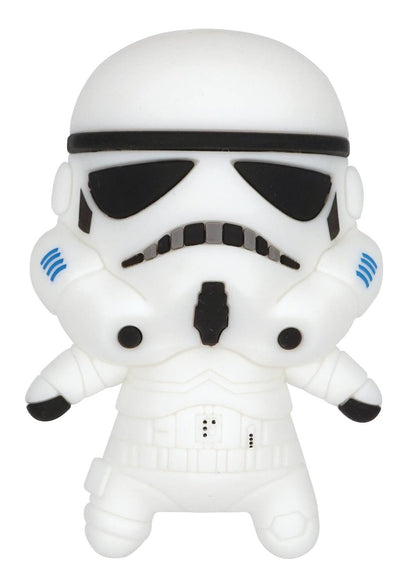 Star Wars StormTrooper 3D Foam Magnet - State of Comics