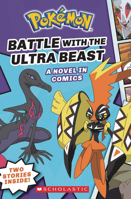 Pokemon Graphic Collection HC GN Vol 01 Battle with Ultra Beast - State of Comics