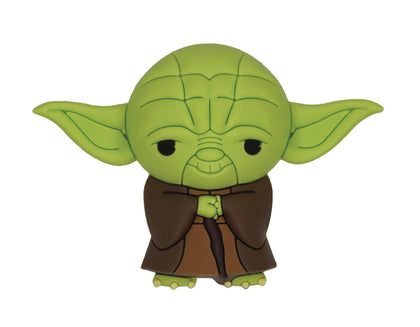 Star Wars Yoda 3D Foam Magnet - State of Comics