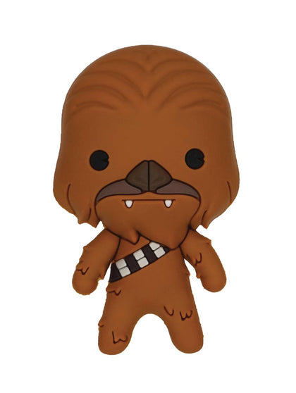 Star Wars Chewbacca 3D Foam Magnet - State of Comics