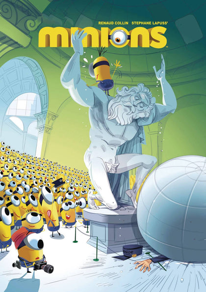 Minions Vol 4 #2 - State of Comics
