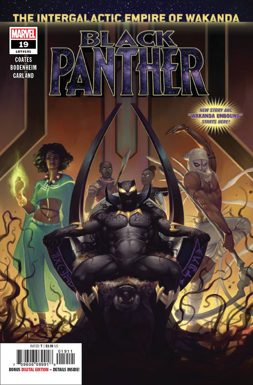 Black Panther #19 - State of Comics