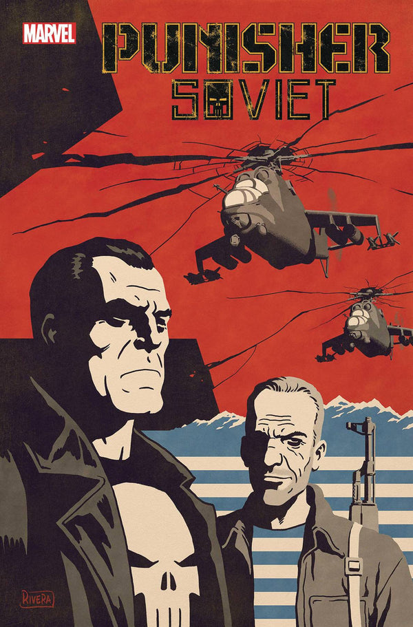 Punisher Soviet #2 (of 6) - State of Comics