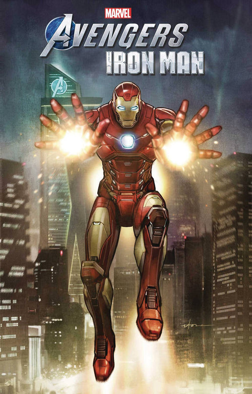 Marvels Avengers Iron Man #1 - State of Comics