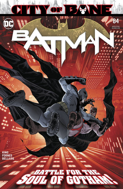 Batman #84 - State of Comics