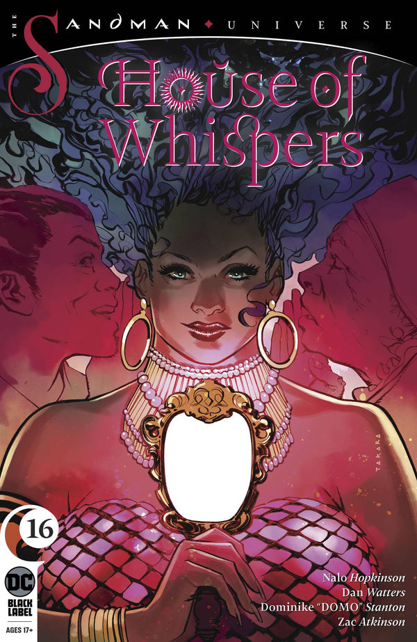 House of Whispers #16 - State of Comics