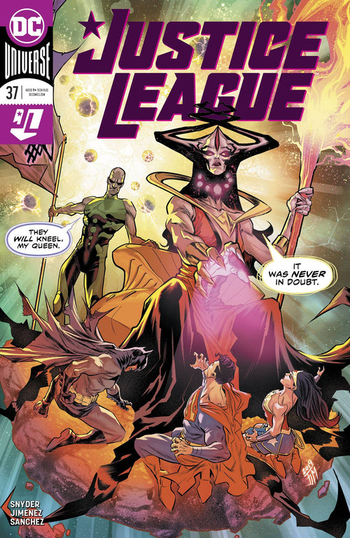 Justice League #37 - State of Comics