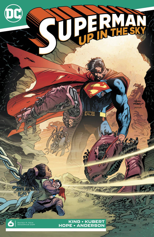 Superman Up In The Sky #6 (of 6) - State of Comics