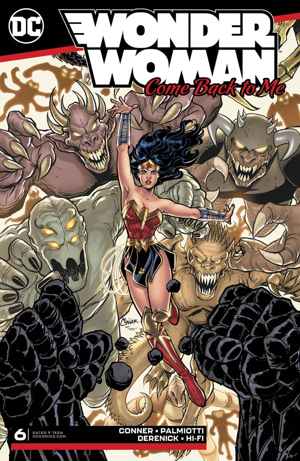 Wonder Woman Come Back To Me #6 (of 6) - State of Comics