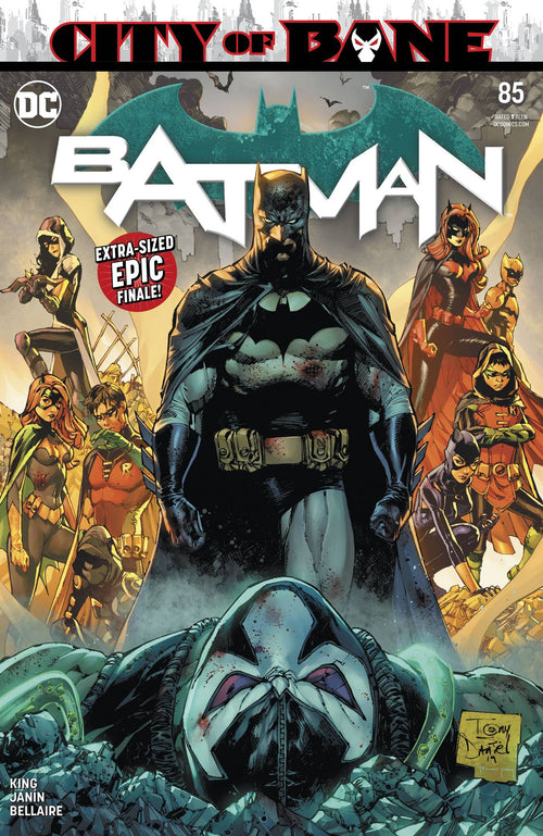 Batman #85 - State of Comics