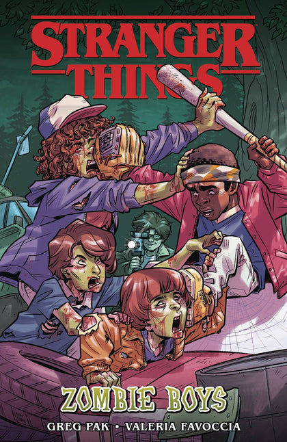 Stranger Things Zombie Boys TP Vol 01 - State of Comics