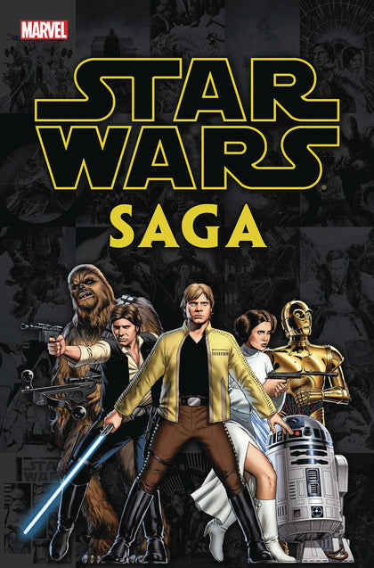 Star Wars Saga #1 - State of Comics