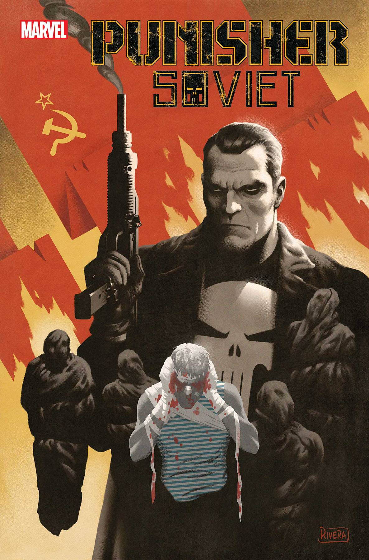 Punisher Soviet #3 (of 6)