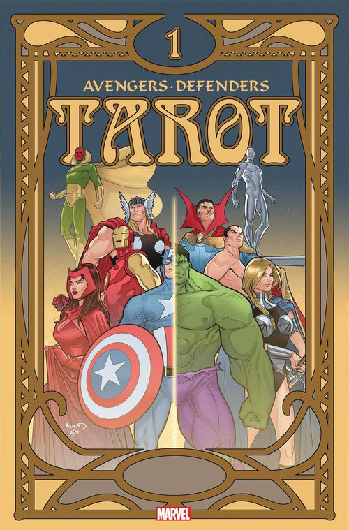Tarot #1 - State of Comics