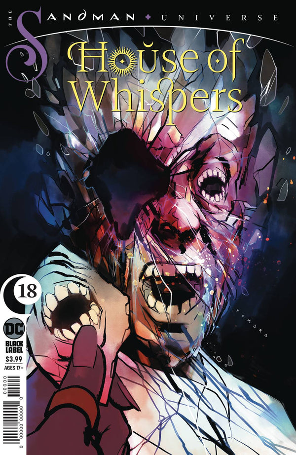 House of Whispers #18 - State of Comics