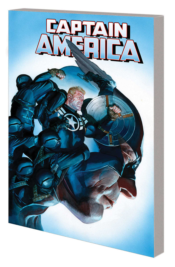 Captain America By Ta-Nehisi Coates TP Vol 03 Legend Of Steve - State of Comics