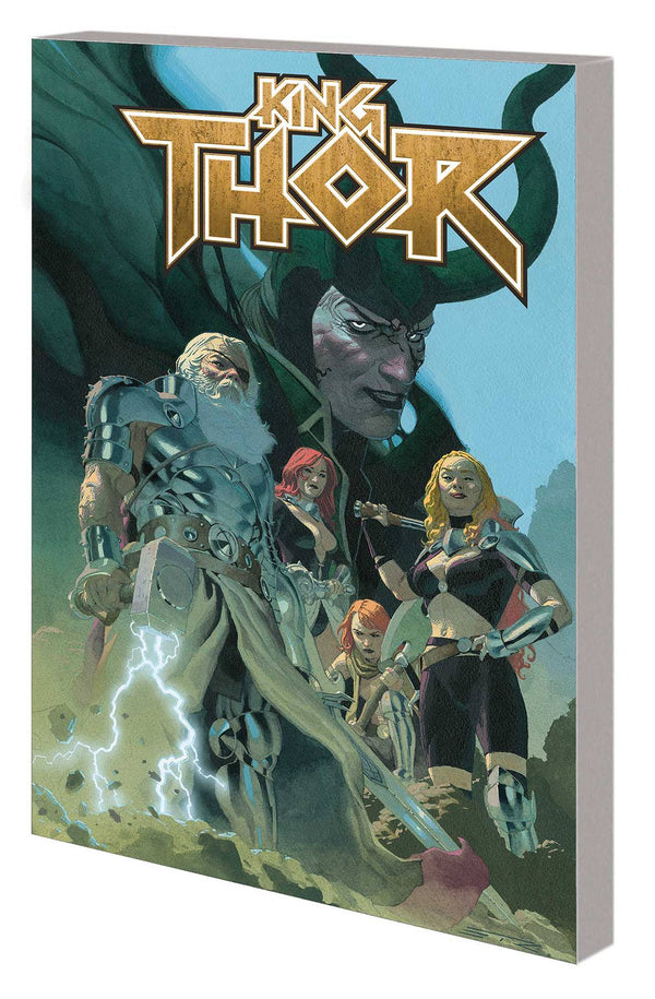 King Thor TP - State of Comics