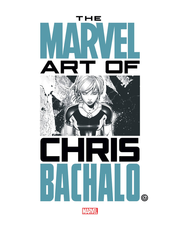 Marvel Monograph TP Art of Chris Bachalo - State of Comics