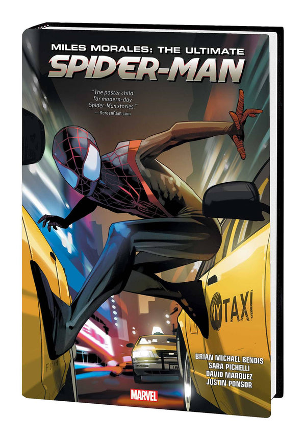 Miles Morales Ultimate Spider-Man Omnibus HC Vol 01 New Ptg - State of Comics