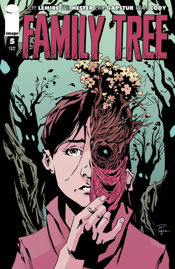 Family Tree #5 - State of Comics
