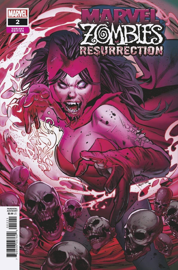 Marvel Zombies Resurrection #2 (Of 4) Land Var - State of Comics