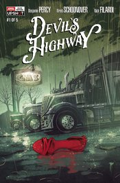 Devils Highway #1 - State of Comics